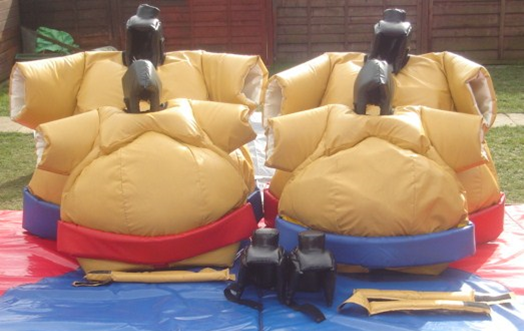 Family Sumo Suit Package